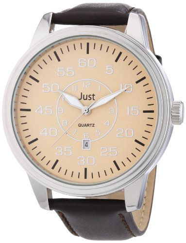 Just Watches 48-S3880-BR - Orologio uomo