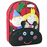 Trade Mark Collections Ben and Holly Novelty Backpack