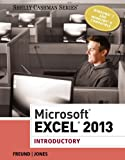 img - for Microsoft Excel 2013: Introductory (Shelly Cashman) book / textbook / text book