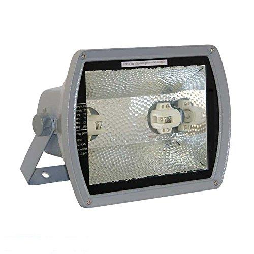 HQI-Fluter-70W-symetrisch-Strahler-RX7s-Flutlichtstrahler-Auenstrahler-Scheinwerfer-ohne-Leuchtmittel