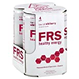 FRS Drink, Low Cal, Wild Berry, 4 Pack 4 - 11.5 fl oz (340 ml) cans [46 fl oz (1.36 lt)]