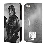 Amazon.co.jp大人気海外ドラマ  WALKING DEAD - Daryl iPhone case レザー手帳型/ スマホ・アクセサリー/ 【公式 / オフィシャル】