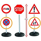 Big Ride On Accessories Traffic Signs