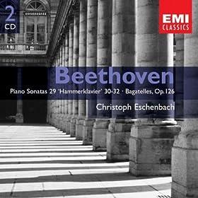 Beethoven:Piano Sonatas 29-32