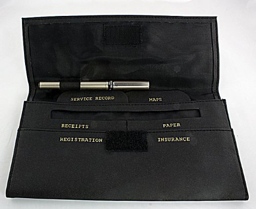 Auto Document Holder