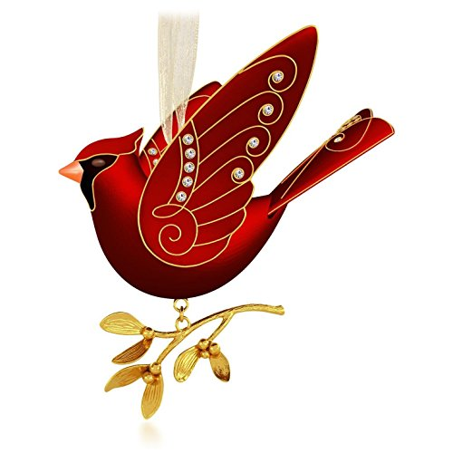 Hallmark Ruby Red Cardinal Ornament, 2015