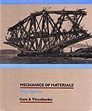 Mechanics of Materials (Pws-Kent Series in Engineering)