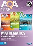 img - for AQA GCSE Mathematics Assessment Pack: For Modular and Linear Specifications (AQA GCSE Maths 2010) by Ms Lynn Bryd (2010-07-16) book / textbook / text book