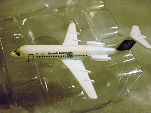 Garuda Indonesia F-28 Jet Plane 1:600 Scale Die-cast Plane Made in Germany (Garuda Indonesia Die Cast compare prices)