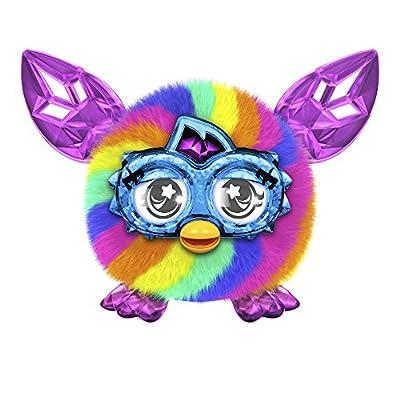 Furby Furblings Creature Plush, Rainbow from Furby