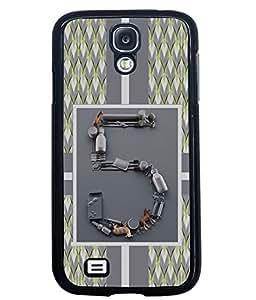 Printvisa 2D Printed Numerology Designer back case cover for Samsung Galaxy S4 I9500 - D4377