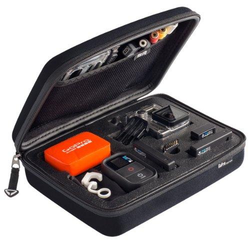 Pov Case 3.0 Small Gopro-Edition Black (For Hd Hero 1,2 3,3+)