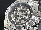 [ブルッキアーナ] BROOKIANA 腕時計 メンズ 自動巻き BA1648-SVBK [並行輸入品]