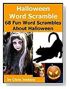 Halloween Word Scrambles