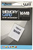 KMD Wii/Gamecube Komodo Memory Card 16MB 251 Blocks