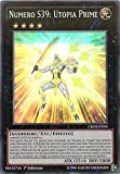 Yu-Gi-Oh! - CROS-IT-094 - Numero S39: Utopia Prime - Number S39: Utopia Prime - 1st Edition - Super Rara