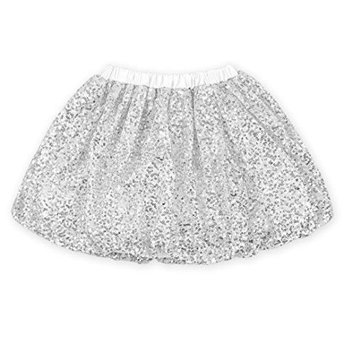 [Rush Dance Sparkle Sequin Ballerina Girls Dress-Up Princess Costume Recital Tutu (XXL (5-6T),] (Tutu Halloween Costumes For Teenage Girls)