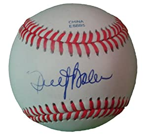 Dusty Baker Autographed Signed ROLB Baseball, Cincinnati Reds, Los Angeles Dodgers,... by Southwestconnection-Memorabilia