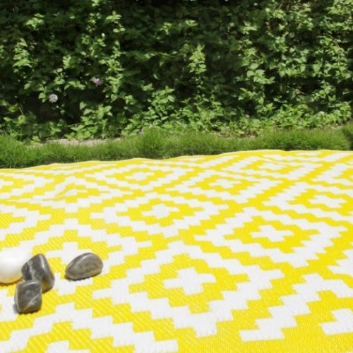 Recycled Plastic Outdoor Rugs Uk: Indoor Outdoor Eco Friendly And Light Rug 4 Ft X 6 Ft (120