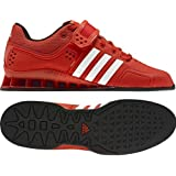 ADIDAS adipower Unisex Weightlifting Boots Red/White