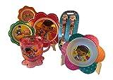 Disney Doc McStuffin Childrens Meal Time Set Includes Plate, Bowl, Cup, Flatware Set