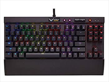 CORSAIR コルセア GAMING ゲーミングキーボード K65 RGB MX Red 日本語92配列 CH-9000072-JP