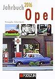 Jahrbuch Opel 2016