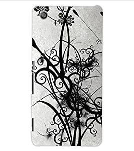 ColourCraft Beautiful Art Design Back Case Cover for SONY XPERIA M5 E5603 / E5606 / E5653