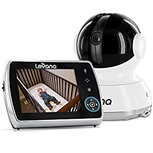 Levana Keera PTZ Baby Video Monitor (32012)