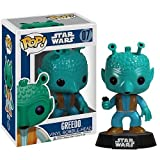 Greedo Pop! Heroes - Star Wars - Vinyl Figure