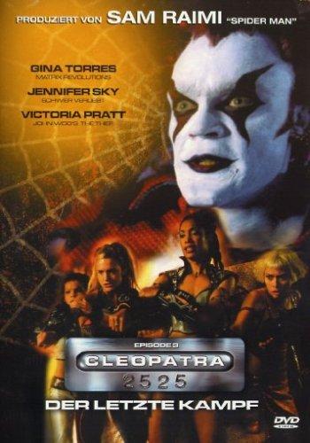 Cleopatra 2525 - Episode 3: Der letzte Kampf
