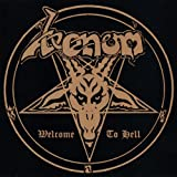 Welcome to Hell by Venom [Music CD]