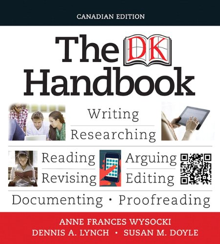 dk handbook canadian edition