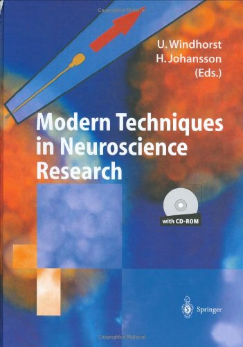 Modern Techniques in Neuroscience Research (Springer Lab Manuals)