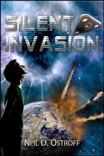 <strong>Kids Corner at Kindle Nation Daily Book of The Week FREE Excerpt! - Find Out How Thirteen Year Old, Tim Madison, Life Gets Turned Upside Down Once Boarding an Alien Spaceship in Neil Ostroff's <em>SILENT INVASION</em></strong>