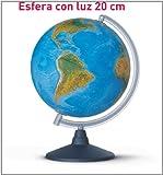 Cm Elite World Map 20034 von NOVARICO
