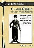echange, troc DVD Les Trésors du cinéma : Charlie Chaplin, courts-métrages volume 1 - 1914