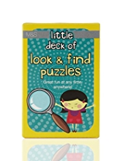 Little Deck of Look & Find Puzzles