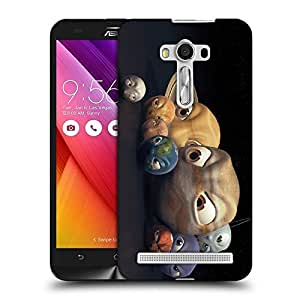 Snoogg Angry Planets Designer Protective Back Case Cover For ASUS ZENFONE 2 LASER ZE550KL