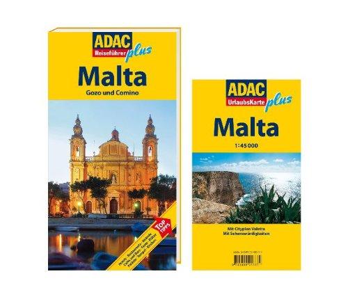 adac karte verloren Download ADAC Reiseführer plus Malta: Mit extra Karte zum
