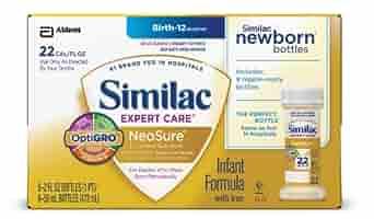 Amazon Com Similac Expert Care Neosure Infant Formula