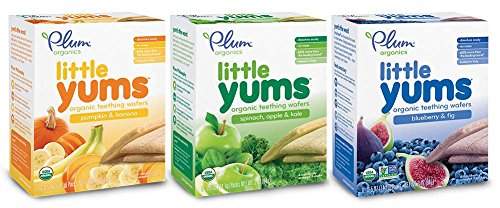 plum-organics-little-yums-bundle-1-box-of-pumpkin-banana-and-1-box-of-spinach-apple-and-kale-