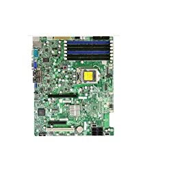 Supermicro X8SIE-LN4F Motherboard - Atx - Intel 3420 - Socket 1156 - DDR2 Sdram - 32 Gb