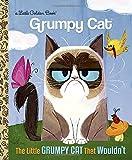 The-Little-Grumpy-Cat-that-Wouldnt-Grumpy-Cat-Little-Golden-Book