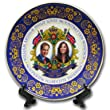 Prince William & Kate Royal Wedding Souvenir Plate