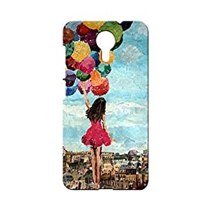BLUEDIO Designer Printed Back case cover for Micromax Canvas E313 - G2494
