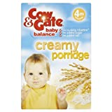 Cow & Gate Baby Balance Creamy Porridge 4m+ 125g - Pack of 6