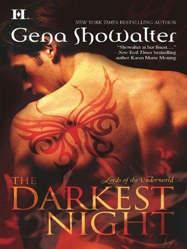The Darkest Night (Hqn) by Gena Showalter