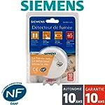 D�tecteur de fum�e NF SIEMENS SIDOREX...