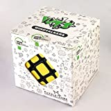 LanLan Windtalkers Magic Puzzle Speed Cube REX - Black Smooth Brain Teaser Toys /item# R6SG5EB-48Q12803